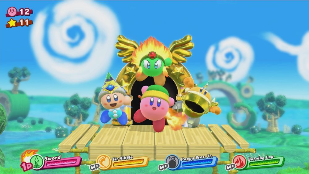 Kirby - Nintendo Switch Screenshot