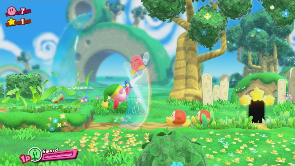 Kirby - Nintendo Switch Screenshot1