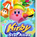 Kirby Star Allies Cover Nintendo Switch