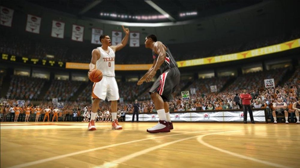 NCAA Basketball Screenshot0