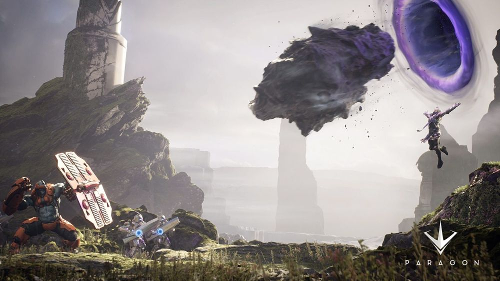 Paragon Screenshot0