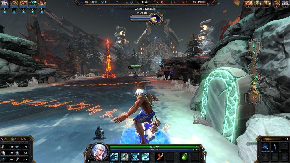 SMITE - Screenshot3