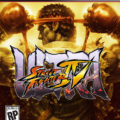 Streeet Fighter 4 Cover