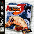 Street Fighter Alpha 3 Cover