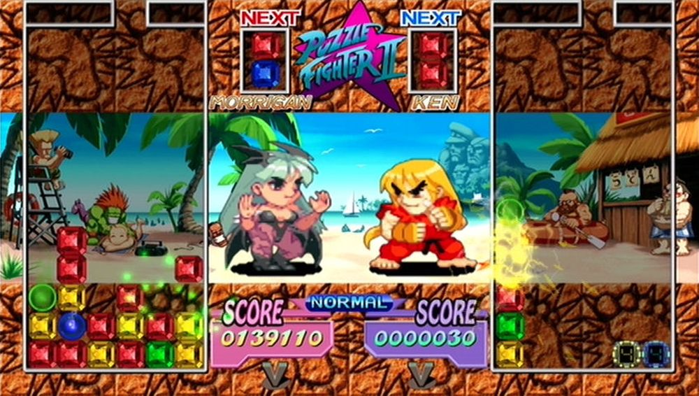 Super Puzzle Fighter II Turbo HD Remix Screenshot1
