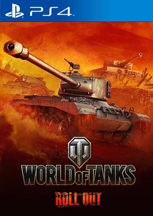World of Panzers Cover