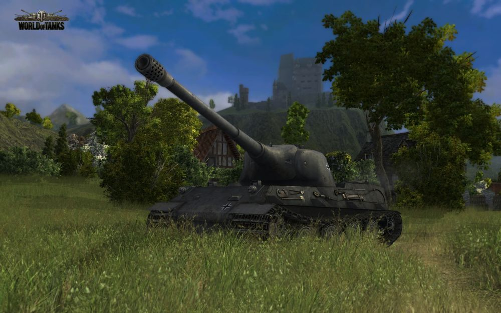 World of Panzers Screenshot