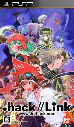 .hack-Link - PSP - Cover