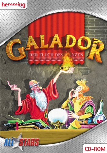 Galador - Der Fluch des Prinzen Screenshot