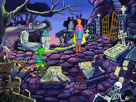 Galador - Der Fluch des Prinzen Screenshot1