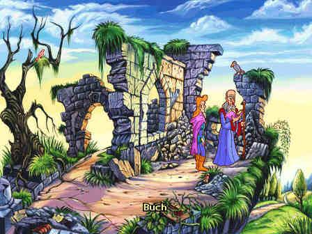 Galador - Der Fluch des Prinzen Screenshot2