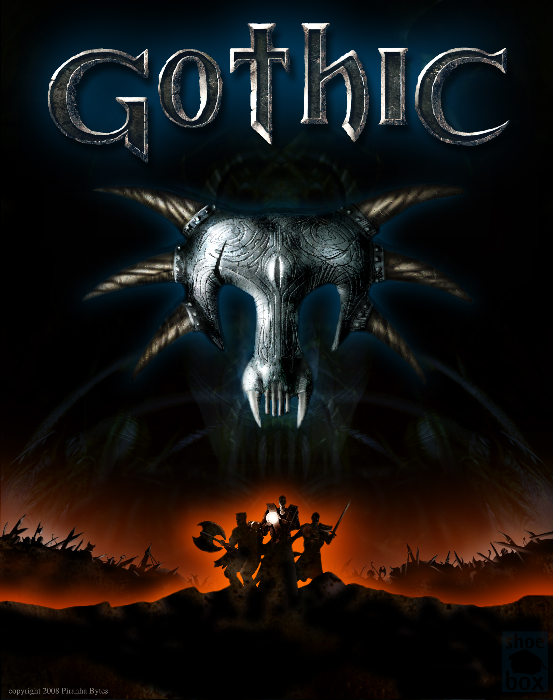 Gothic 1 Cover