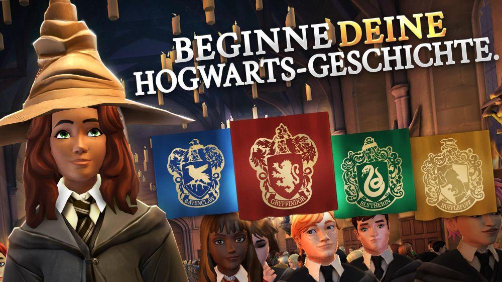 Hogwart's Mystery Screenshot