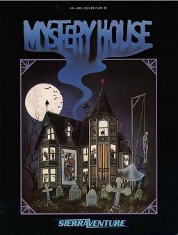 Mystery House Cover