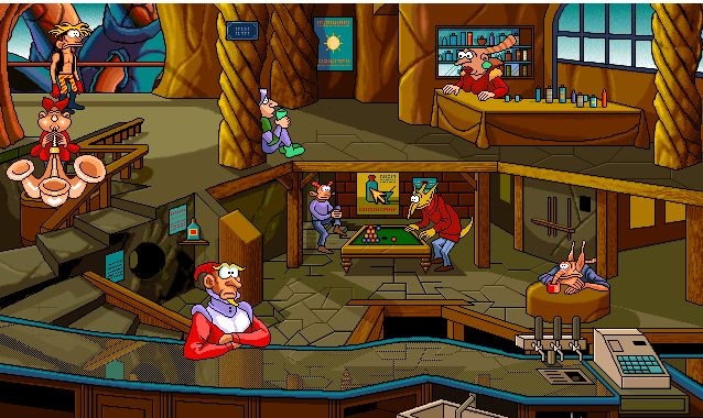 Woodruff Screenshot