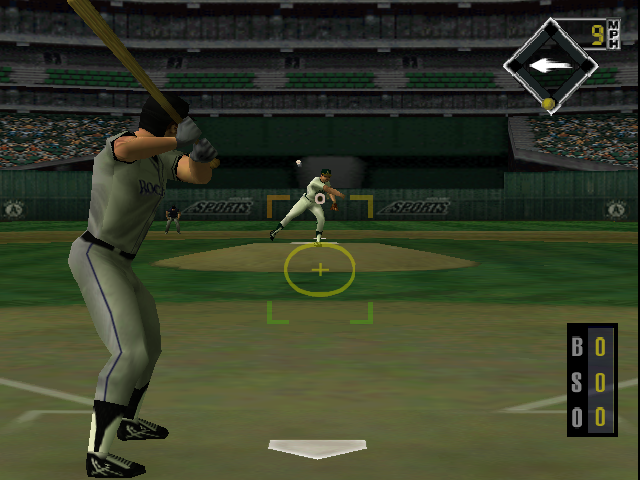 Allstar Baseball N64 Screenshot