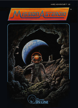 Mission Asteroid Cover