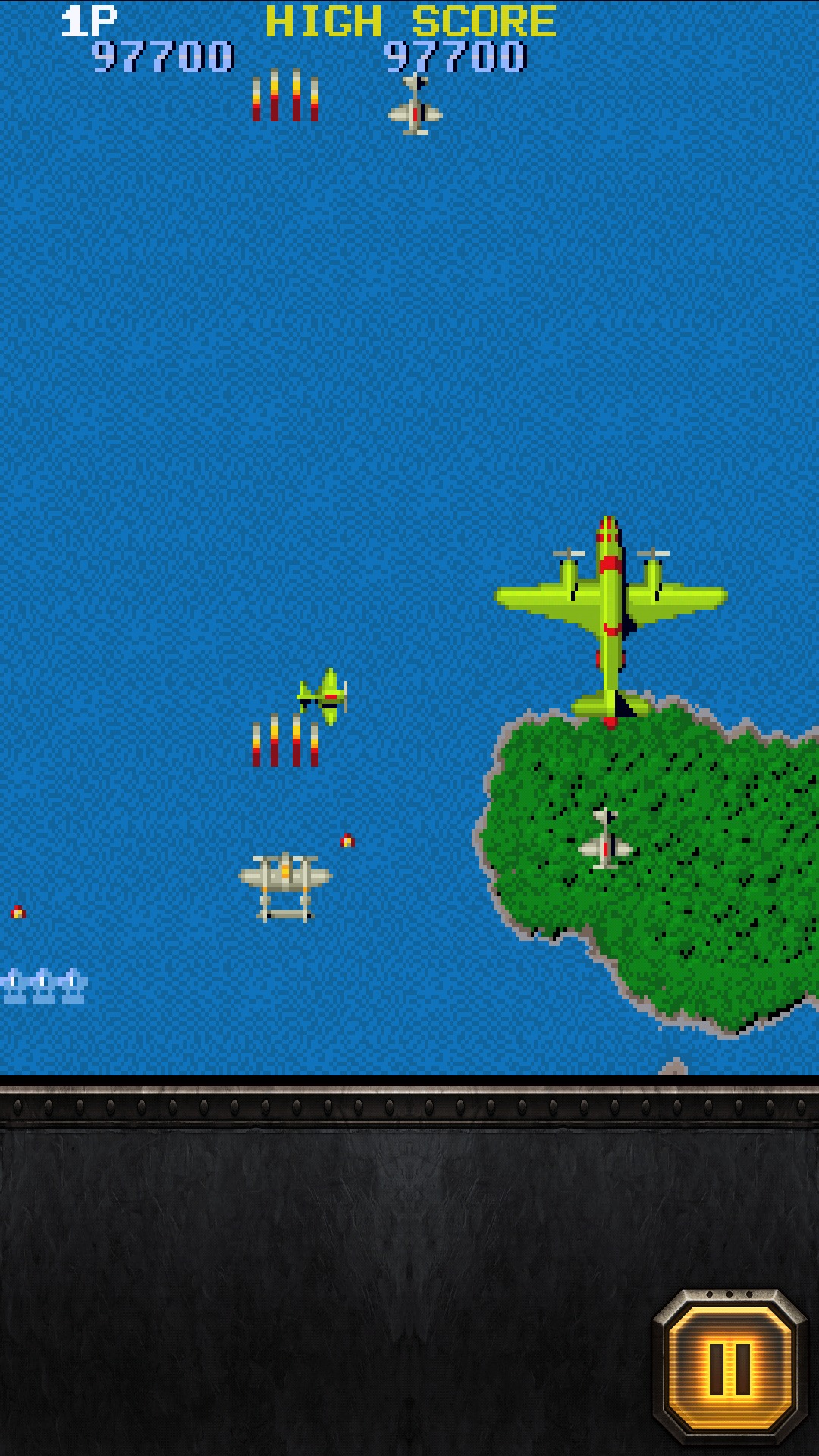 Screenshot 1942 Capcom iOS