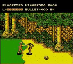 The Adventures of Bayou Billy Screenshot