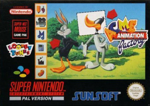 ACME Animation Factory SNES
