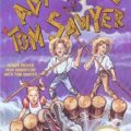 Adventures of Tom Sawyer NES Cover