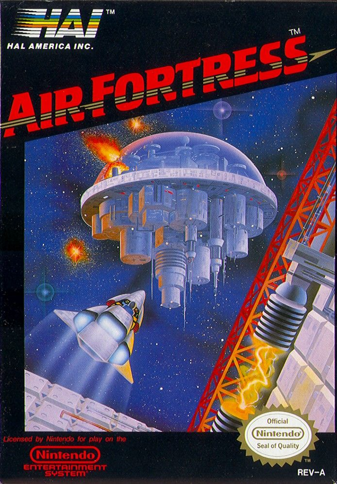 Air Fortress Cover