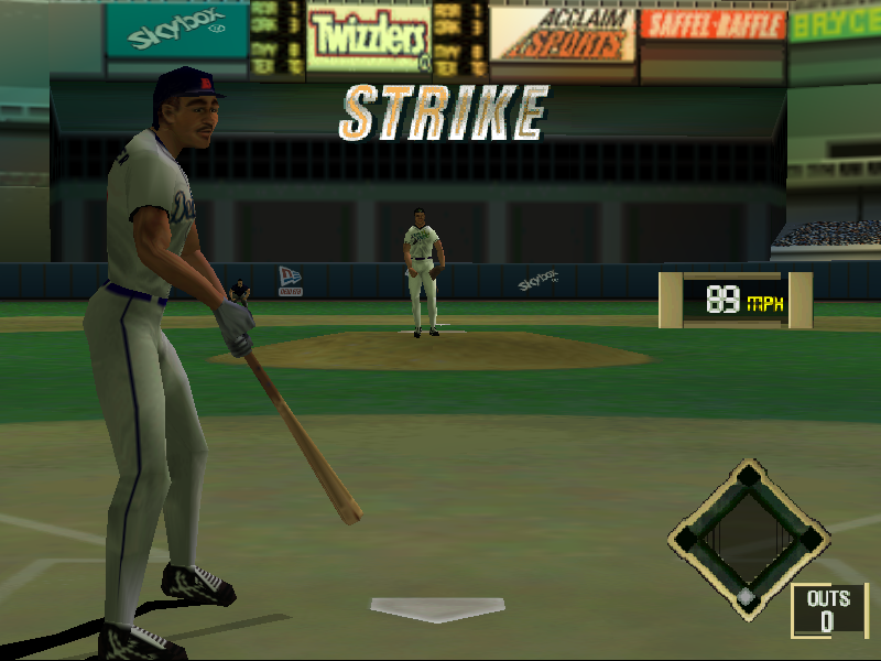 All Star Baseball 2000 Screenshot