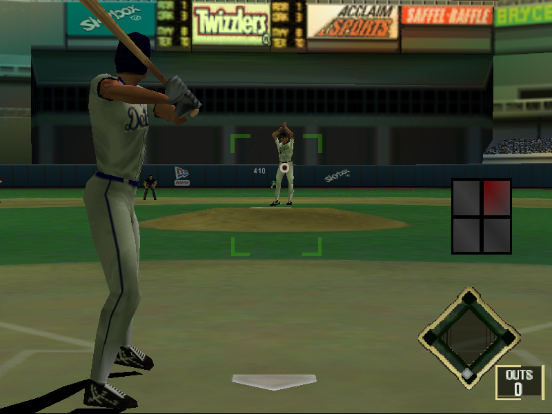 All Star Baseball 2000