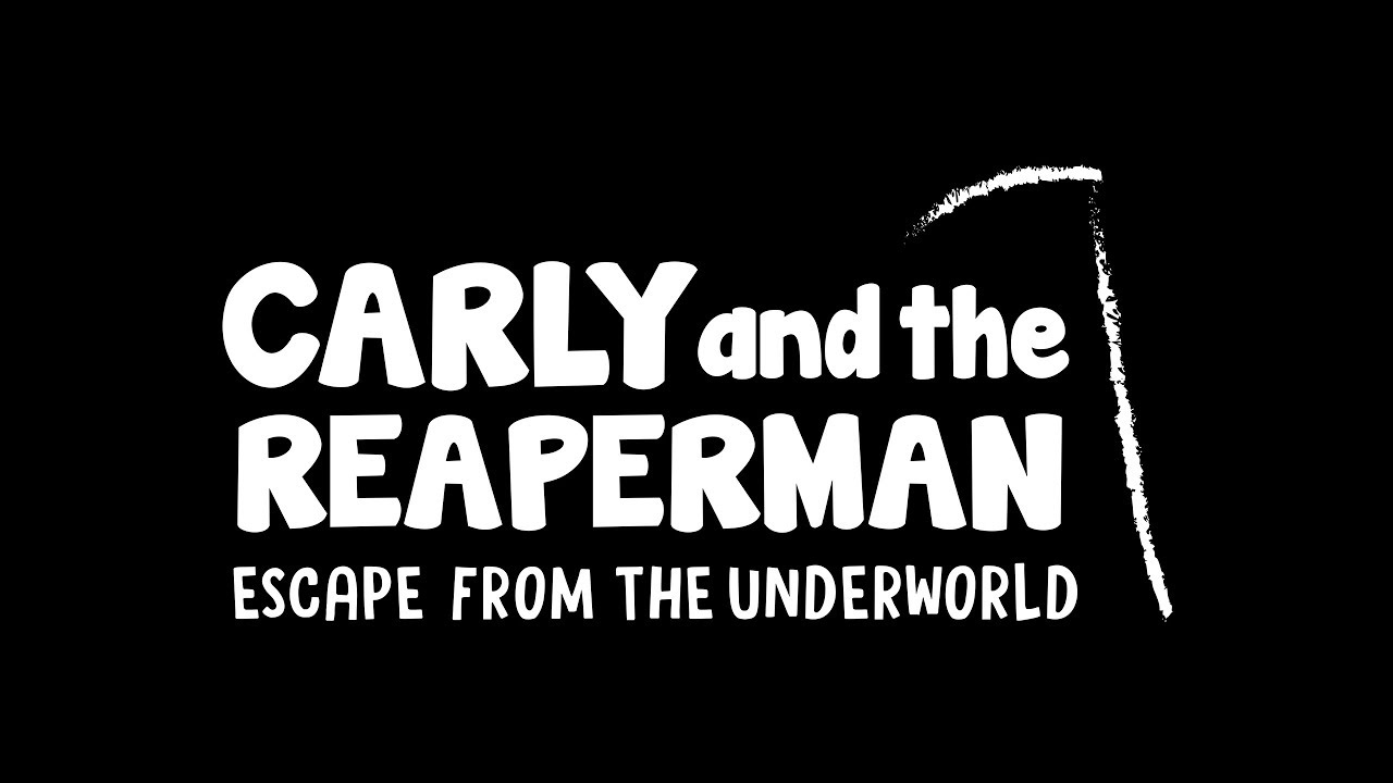 Carly and the Reaperman Cover