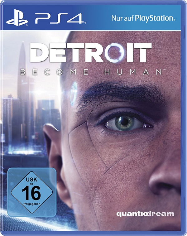 Detroit - Become Human - Cover