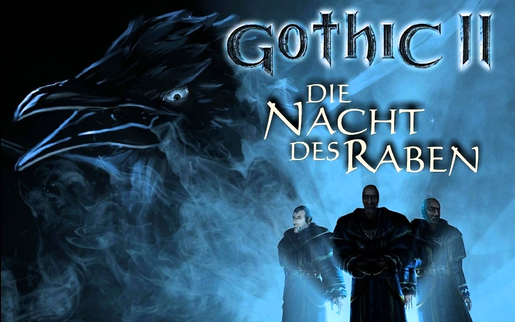 Gothic 2 - Die Nacht des Raben Cover