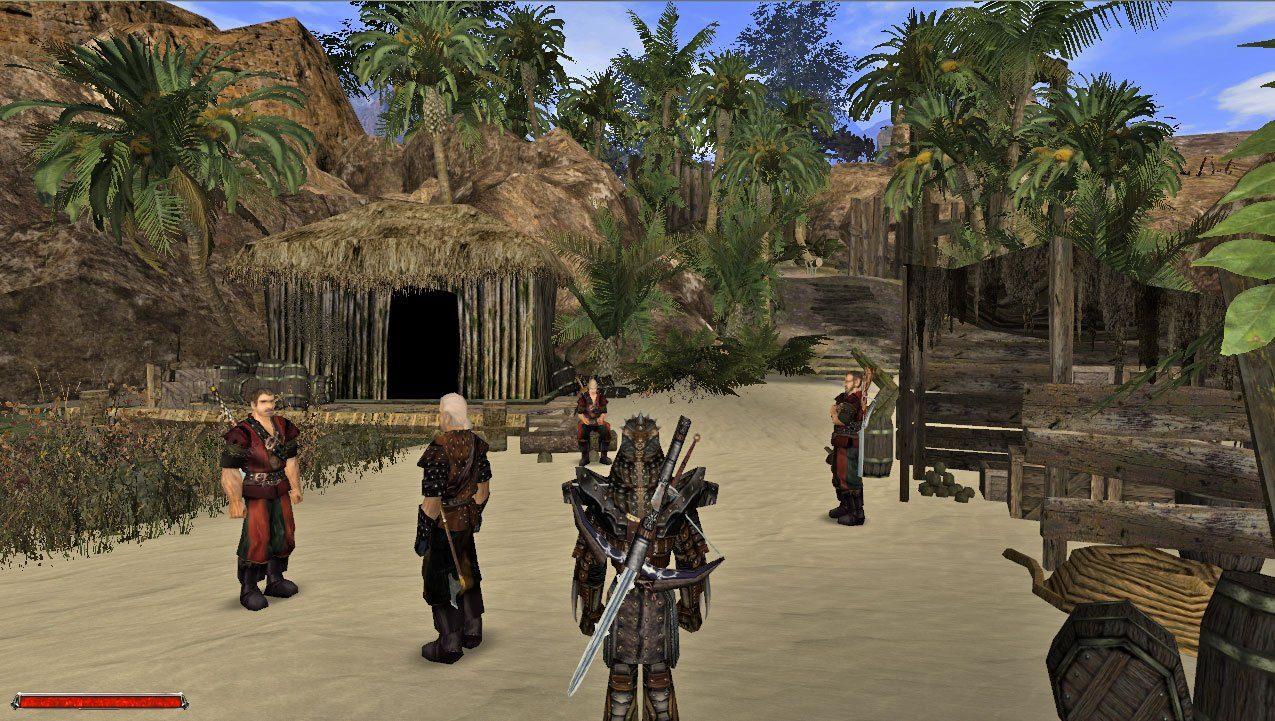 Gothic 2 Screenshot2
