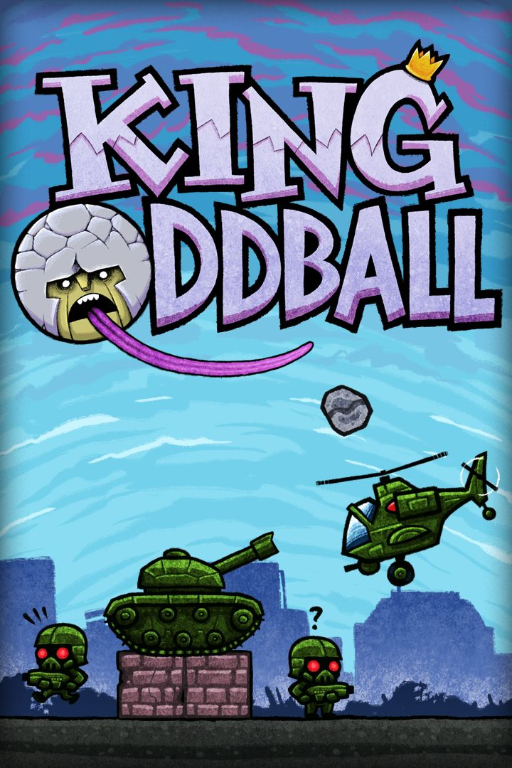 King Oddball Cover
