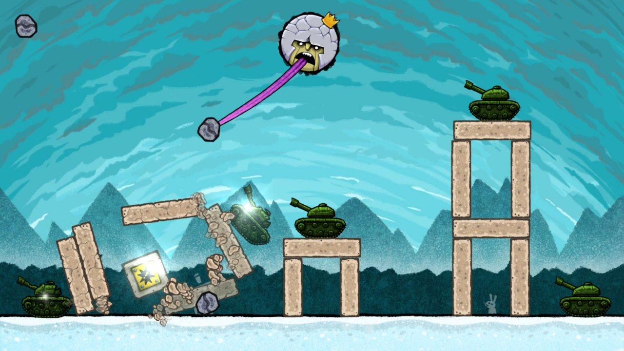 King Oddball Screenshot2