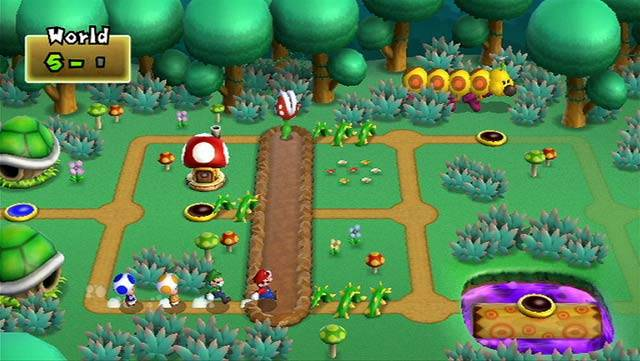 New Super Mario Bros Wii Screenshot2