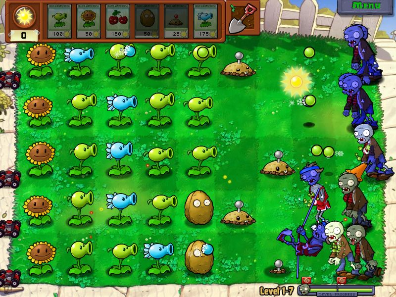 Plants vs. Zombies Screenshot2