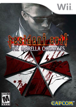 Resident Evil - The Umbrella Chronicles Cover