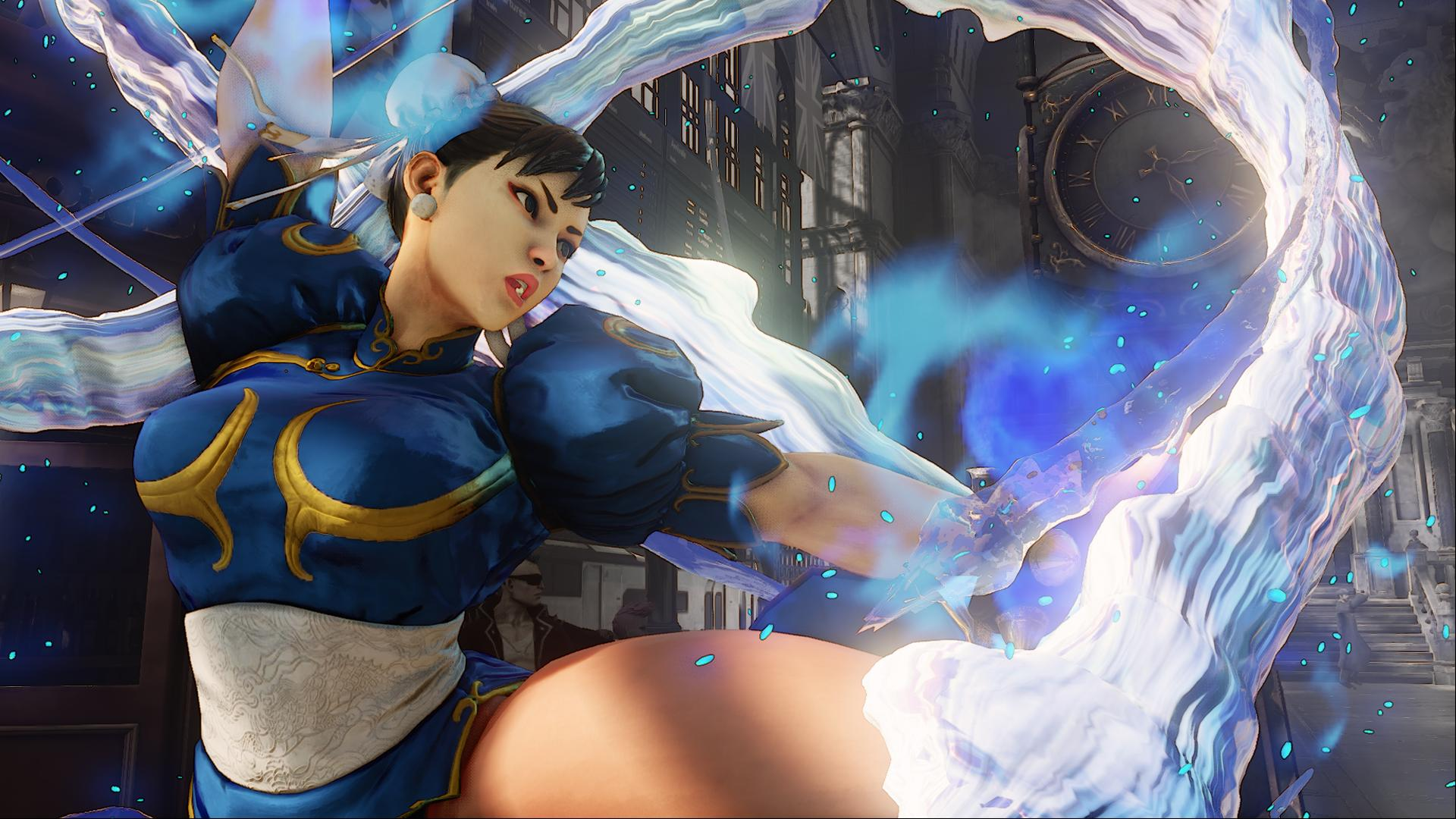 Street Fighter V Screenshot2