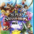Super Smash Bros - Wii U Cover