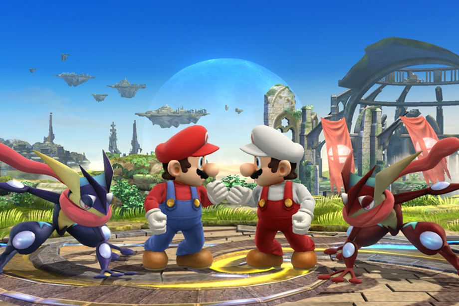 Super Smash Bros - Wii U Screenshot