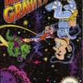 The Adventure of Rad Gravity NES Cover