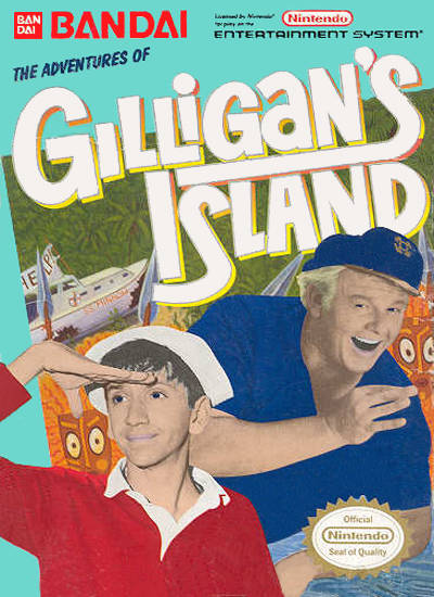 The Adventures of Gilligans Island Cover