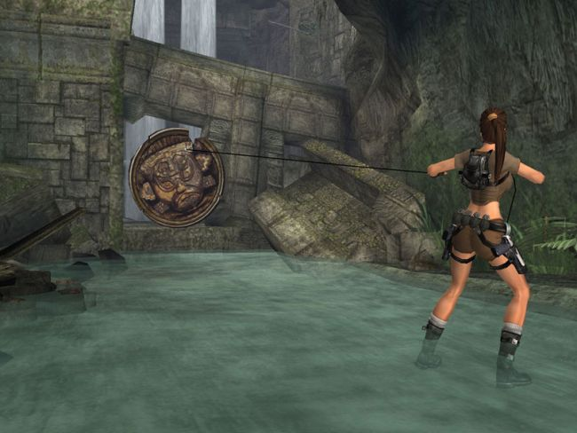 Tomb Raider Legend Screenshot2