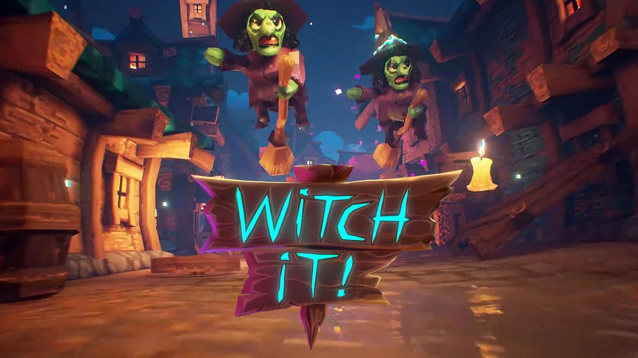 Witch it Cover