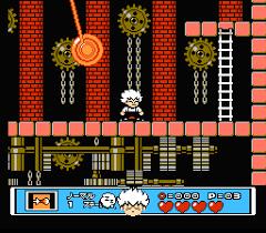 Akumajou Special - Boku Dracula-kun (Japan) Screenshot
