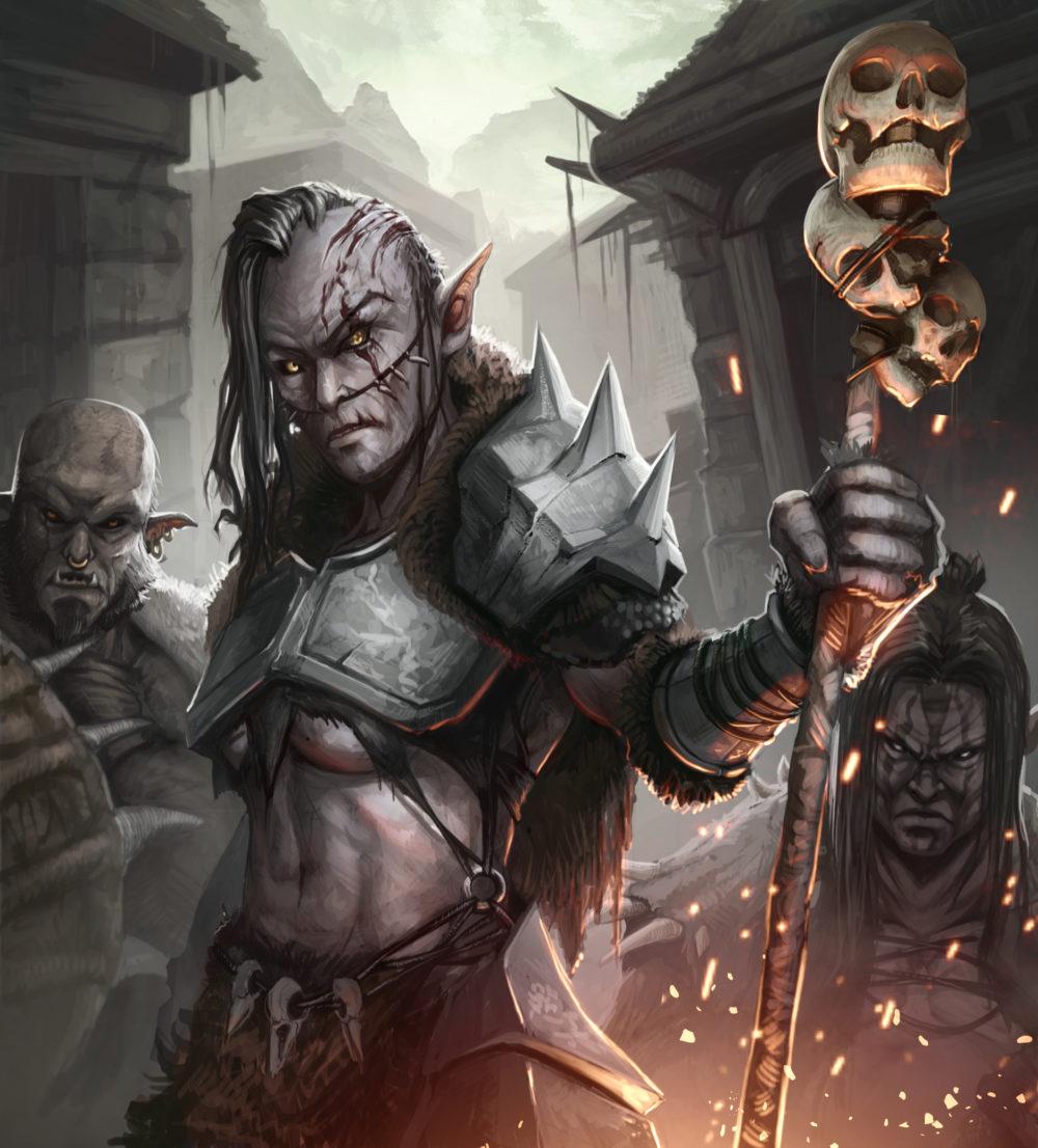 Orc Matriarch