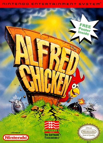 Alfred Chicken Cover