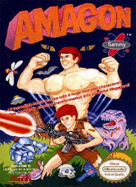 Amagon Cover