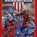 American Gladiators Cover
