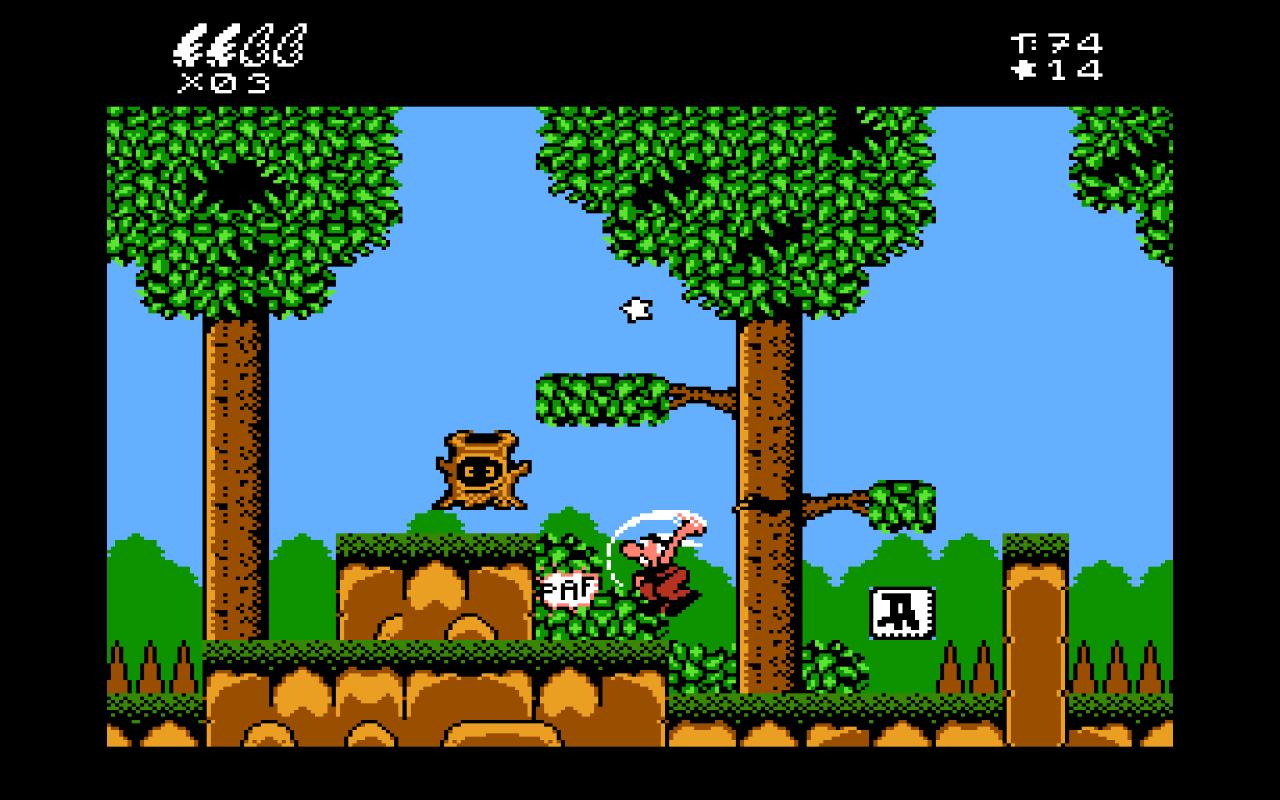 Asterix Screenshot